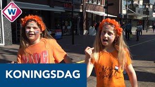 Koningsdag sober maar feestelijk in Voorschoten - OMROEP WEST