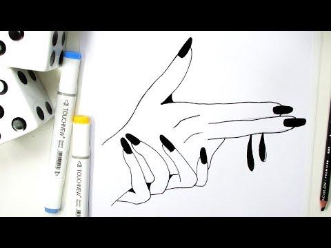 Desenho estilo Tumblr