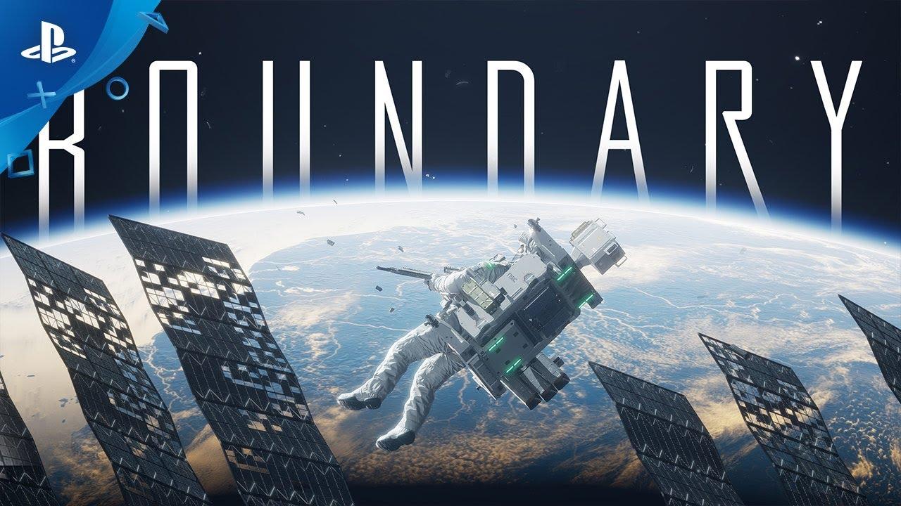 O FPS Espacial Boundary Chega Este Ano Para PS4