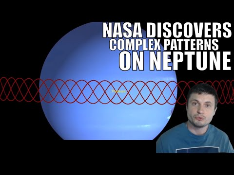NASA Discovers Most Complex Orbital Patterns on Neptune