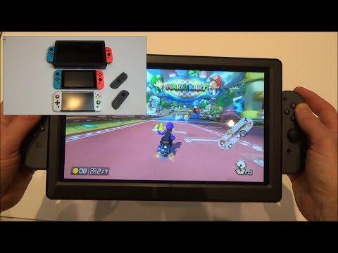 Homemade Nintendo Switch Pro
