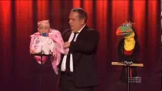 Darren Carr - Australia's Got Talent 2013 - The Semi-Finals [FULL]
