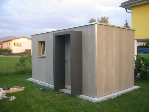 Microhouse Cuboid 12m² Gartenhaus - www.microhouse.at
