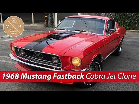 Video of '68 Mustang - OAZA