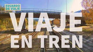 Смотреть онлайн На поезде из Бергена в Осло