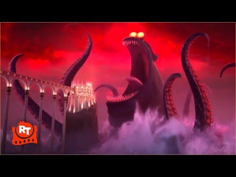Hotel Transylvania 3 (2018) - Dracula vs. the Kraken Scene (9/10) | Movieclips