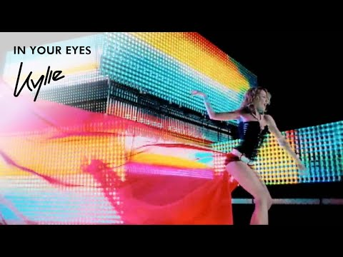 Kylie Minogue - In Your Eyes video
