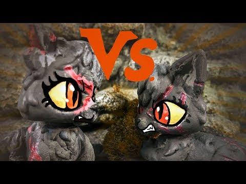 HOW TO CUSTOMIZE: YELLOWFANG - WARRIOR CAT LPS