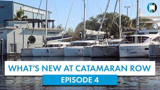 What's New at Catamaran Row? Ep 04 - Fully Loaded