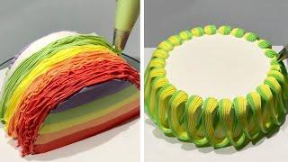 Amazing Cake Decorating Ideas For Beginner | So Yummy Homemade Chocolate Cake | We Cake Lovers