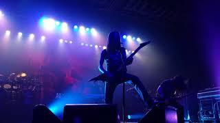Children of Bodom - Red Light in My Eyes, Part 2 live in Tempe, AZ 2017