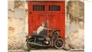 preview picture of video ''Mirrors George Town' Street Art of George Town, Penang'