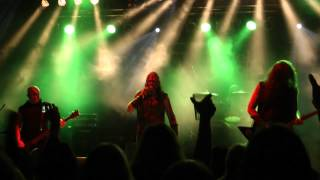 Mael Mórdha - Vinterblot (Bathory Cover) Live @ Ragnarök 2012