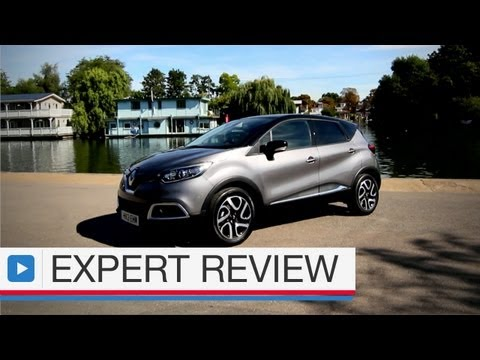 Renault Captur SUV expert car review
