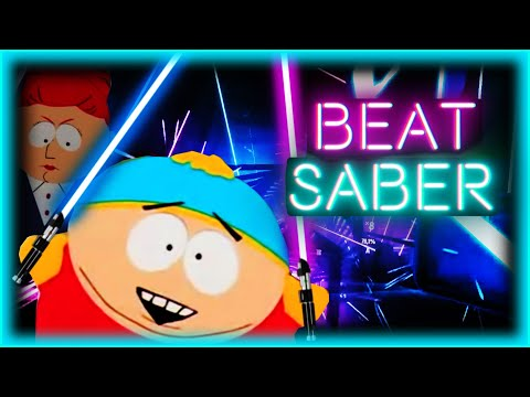 I made Kyle's Mom's a Bitch from South Park, In Beat Saber