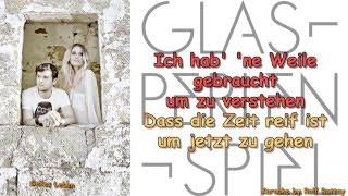 Glasperlenspiel Geiles Leben  Instrumental With Lyrics By Rolf Rattay