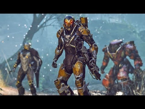 Alpha Gameplay Walkthrough Part 3  de Anthem