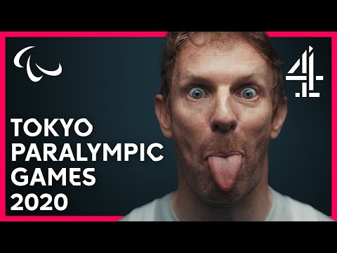 Paralympics trailer Channel 4