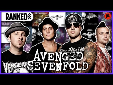 Every Avenged Sevenfold Album Ranked WORST to BEST