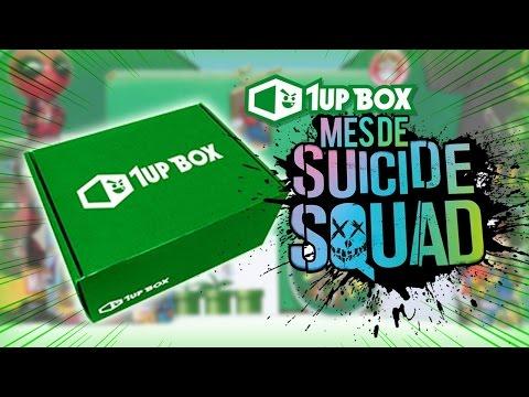 El Mes de los Enemigos Con Suicide Squad 1UP BOX
