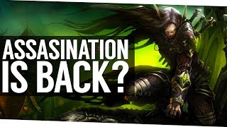 Will Rogues be unstoppable in Patch 7.1.5? - World of Warcraft Legion | Kholo.pk