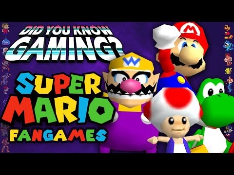 Super Mario Fangames Nintendo Stomped Out Ft. AntDude