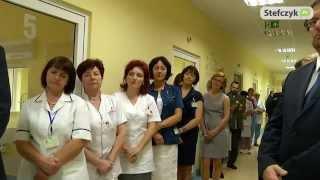 preview picture of video 'Oddział dzięcięcy w szpitalu PZOZ Myślenice'