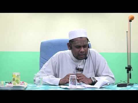 [12-08-2017]- Ustaz Halim Hassan - 50 Hadith Tentang Adab