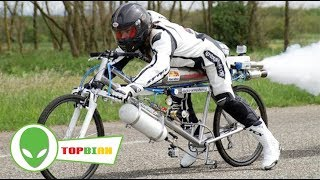 TOP 20 Crazy Bikes in The World 2018