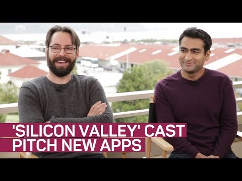 Uber for dads: App pitches from 'Silicon Valley' cast