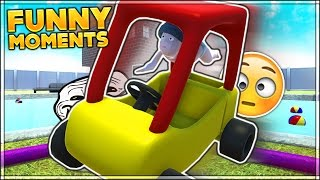 BABY CAR, NEW UPDATE GLTICH & THE SECRET SHED - Who