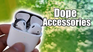 AirPods 1 & 2 - Best life hack accessories to get!