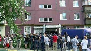 Арест маньяка убившего 6 детей в Нижнем Новгороде.