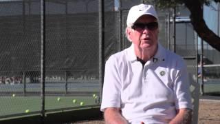 Fred Stolle, Winner Of 18 Grand Slam Titles, Hall Of Famer