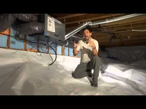 In this video, Chris Schmidt, an expert in building performance and owner of Island Basement Systems and Dr. Energy Saver, explains Heat Recovery Ventilation Systems and how these systems can help homeowners save money in heating bills.