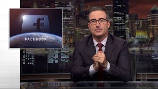 Facebook: Last Week Tonight with John Oliver (HBO)