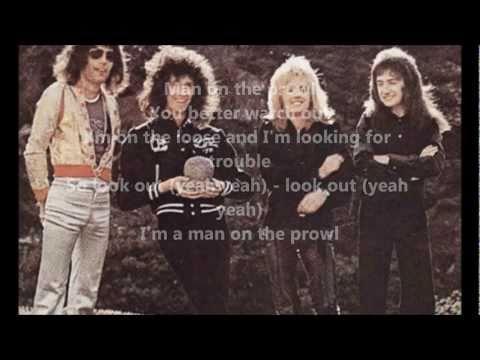 Queen- Man On The Prowl Lyrics