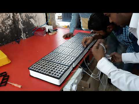 making 48v 18650  468 Cell lithium ion battery pack