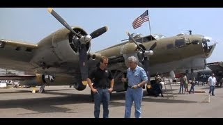 Boeing B-17 Flying Fortress - Jay Leno's Garage