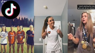 SIX STRAIGHT MINUTES OF SOCCER GIRL TIK TOKS!