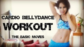 Cardio belly dance workout: the hip hop mix workout for beginners - with music by Free bellydance classes