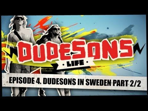 Dudesoni ve Švédsku (2. část)