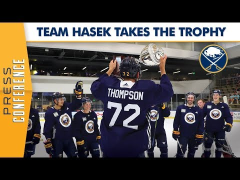"""It Was A Good Week All Around"" | Sabres Development Camp 2019"