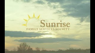 Sunrise Family Services Society Information Video