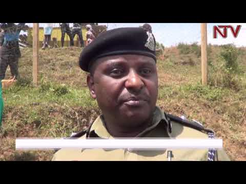 Poliisi esse abazigu babiri e Jinja