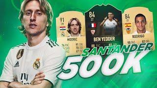 FIFA 19 | LA MEJOR LIGA SANTANDER POR 500K MONEDAS !!