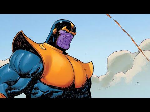 THANOS #1 Trailer   Marvel Comics