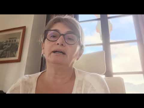 Francisca Jiménez Morilla, alcaldesa de Carratraca, celebra la Semana Internacional de los Archivos 2020