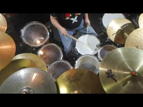 Playing around with this song !!  Indigo Girls - Burn All the Letters ( Drum Track ONLY )
