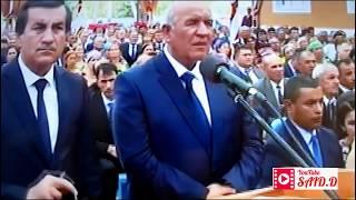 ВСЁ НОРМАЛЬНО! Раиси нохияи Чиликуль дар назди Президент Эмомали Рахмон